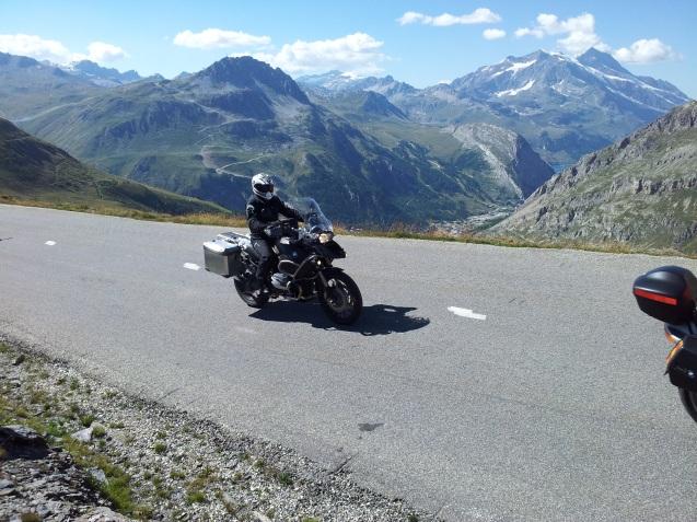Me and my new bike - hopefully