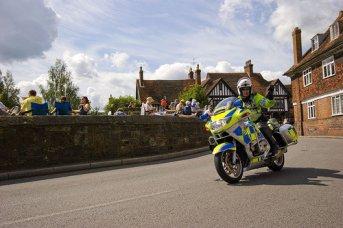 Tour de france police
